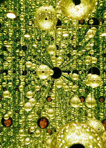 The Art Of Yayoi Kusama