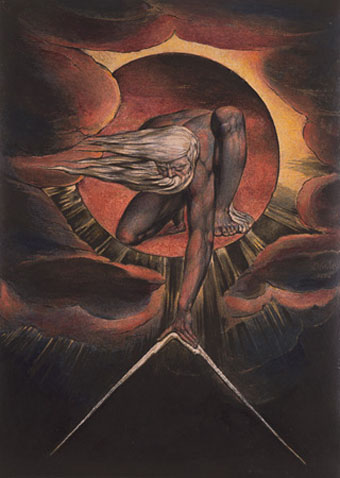 william blake. work of William Blake open