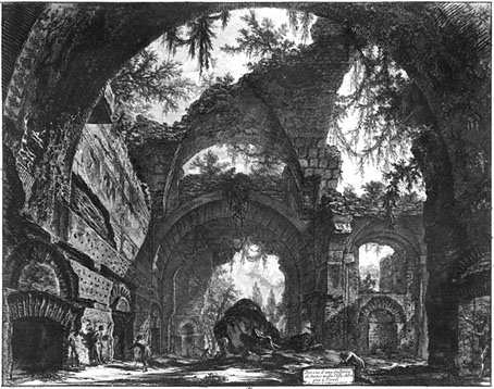 Image result for piranesi