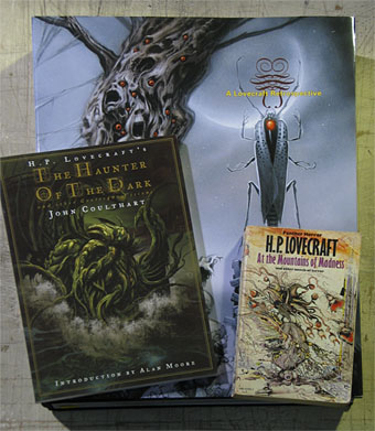 The monstrous tome