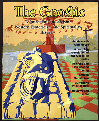 Thursday's postal delivery brought issue 1 of The Gnostic which prominently ...