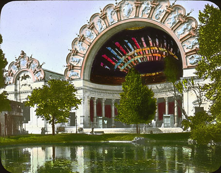 Here at  feuilleton  the Paris Exposition Universelle of 1900 is never far  away. This post is linked to those of the previous two days via the zodiac  signs ... 75706888f9ba