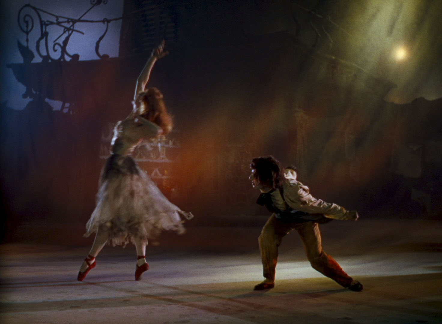 The Red Shoes: Moira Shearer and L onide Massine