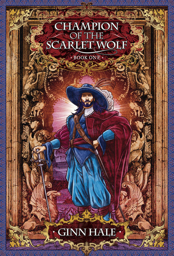 Champion of the Scarlet Wolf: Book One