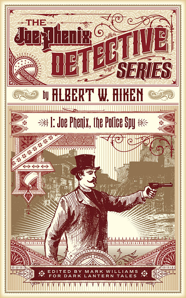 The Joe Phenix Detective Series