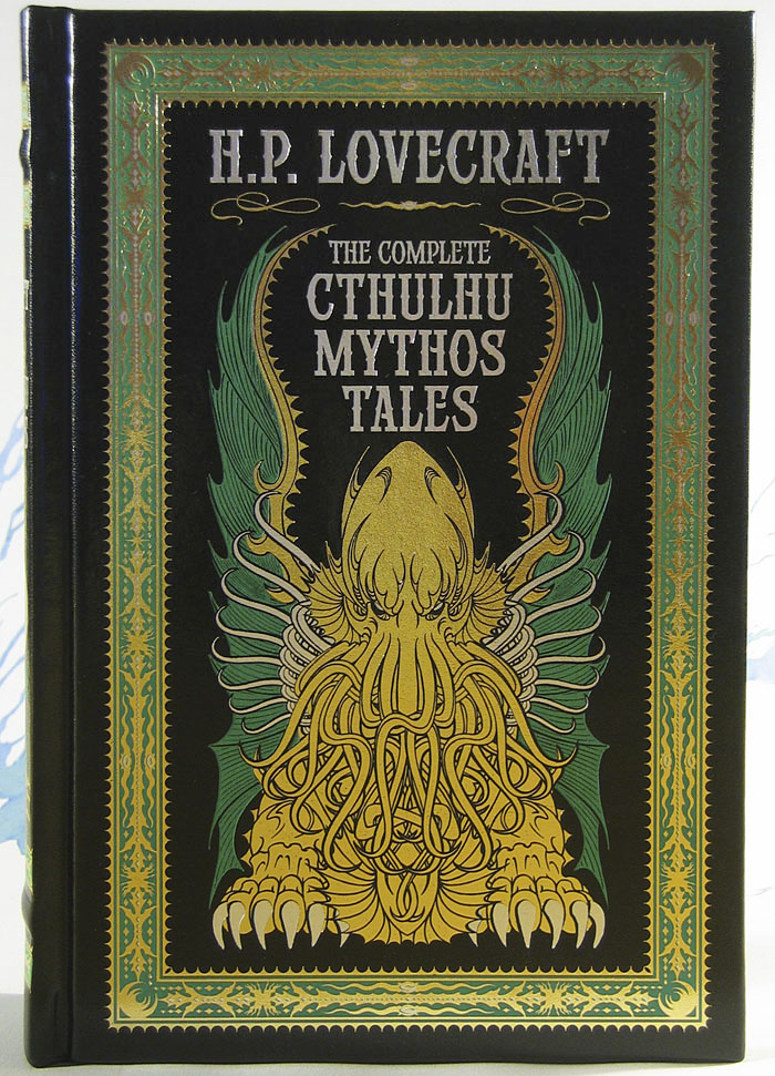 The Complete Cthulhu Mythos Tales by H. P. Lovecraft (2015, Hardcover)