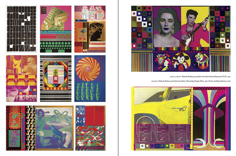 >Eduardo Paolozzi at New Worlds