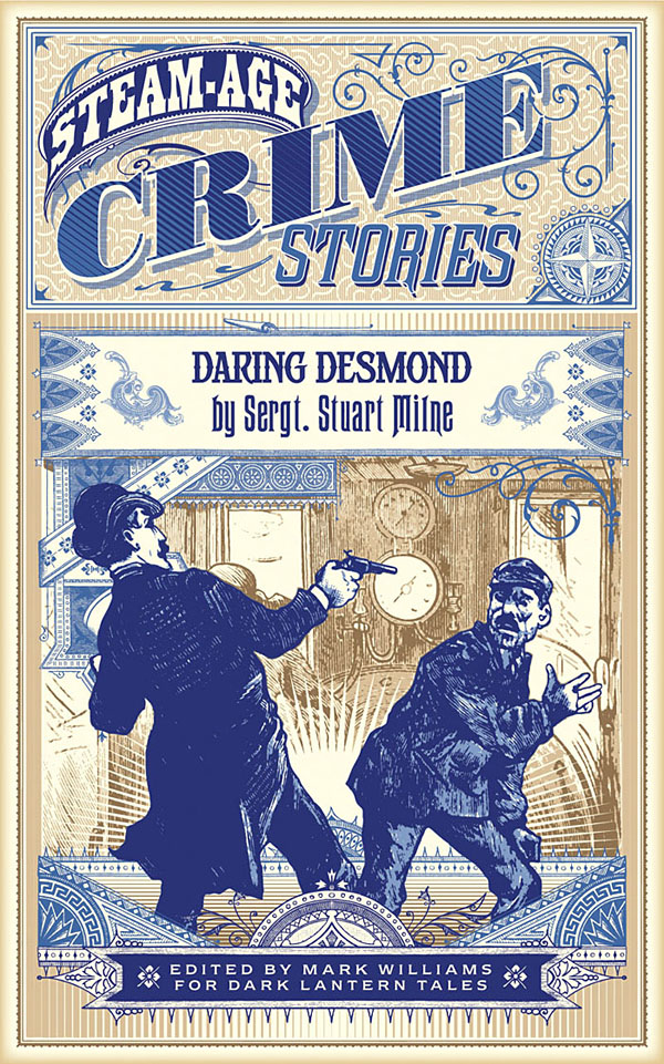 Steam-Age Crime Stories